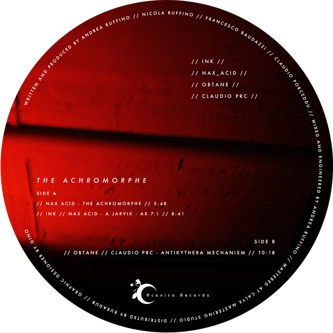 Claudio Prc – The Achromorphe